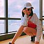 Chanel 2019春夏珊瑚橘腰包