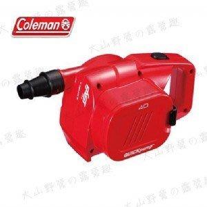 【大山野營】新店桃園 Coleman CM-21937 電池幫浦 充氣幫浦 打氣機 適用 充氣床墊 露營睡墊