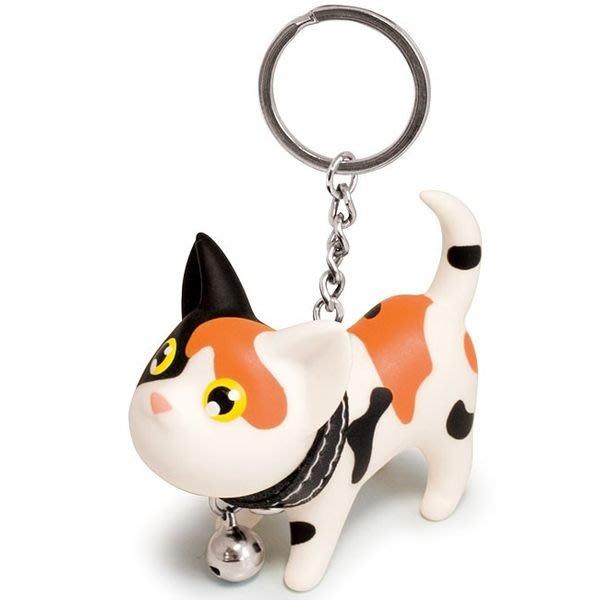 最後出清! Kat 凱特貓鑰匙圈 (小花貓),花貓造型新系列,可愛度滿分! 生日派對交換禮物