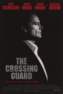 72小時魔鬼追殺令(The Crossing Guard)- Jack Nicholson- 美國原版雙面電影海報