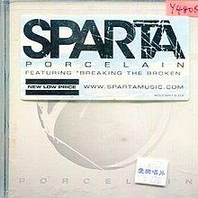 *還有唱片行* SPARTA / PORCELAIN 全新 Y4805