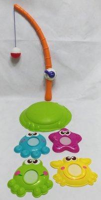 ☆翔祐之家☆ 玩具 Chicco 體能運動釣魚遊戲組 (二手出售) (A-90705-SY)