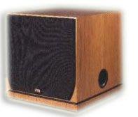 美國LOGIC邏輯之音 SUB-80A 乾烤漆系列 8吋主動式超低音喇叭(280WPEAK) (頂級雀眼楓木鋼烤漆版本)
