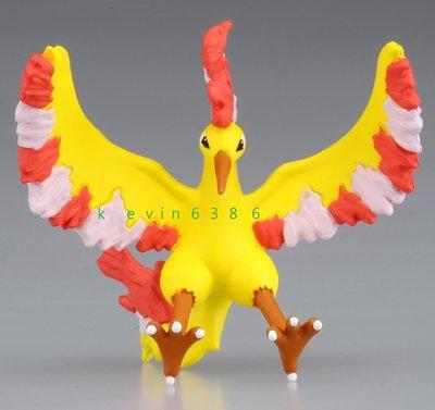 東京都-TAKARA TOMY 神奇寶貝公仔 EX 人形#69 火焰鳥 高約4.5公分 精靈寶可夢 現貨