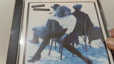 [文福影音館] 二手CD~tina turner 提納.透納/FOREIGN AFFAIR~1989年發行~無ifpi