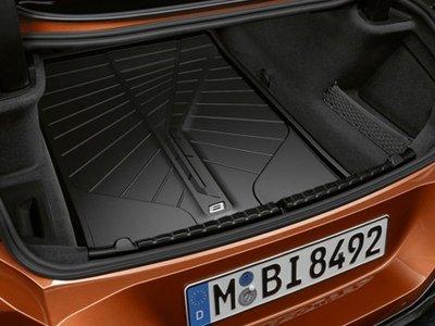 【樂駒】BMW 8er G15 原廠 車用 防水 防污 全天候 天然 橡膠 行李箱墊 後車廂墊 襯墊 易清洗