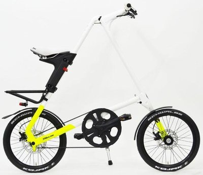 (J.J.Bike) 英國設計 速立達 STRIDA SX 折疊車 18吋 摺疊車 碟煞 永棋 非 Brompton