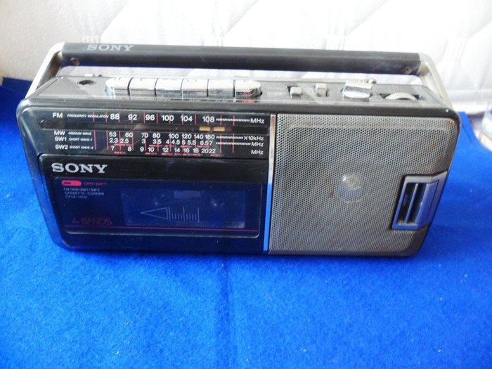紫色小館-57--------早期SONY錄放音機