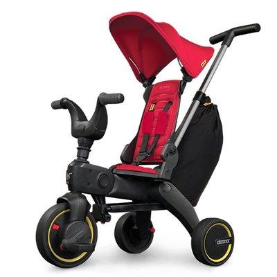 Doona Liki Trike S3嬰兒兒童三輪車寶寶腳踏車推車1-3歲遛娃神器#新款熱賣
