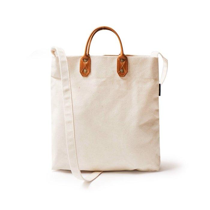 點子包【icleaXbag】帆布購物袋 有側背帶 手提包 DG26