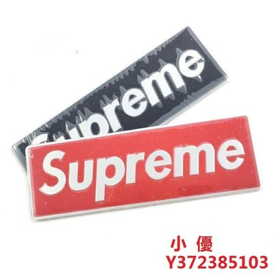 【小優】促銷1 x鋁合金至尊徽標汽車裝飾後備箱蓋側面後方標誌貼紙徽章貼花