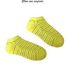 【4雙】S-SOCKs-繽紛細版條紋系列-短襪子-男女適用 /短襪/棉襪/女襪/男襪/學生襪/長襪/船型襪/隱形襪