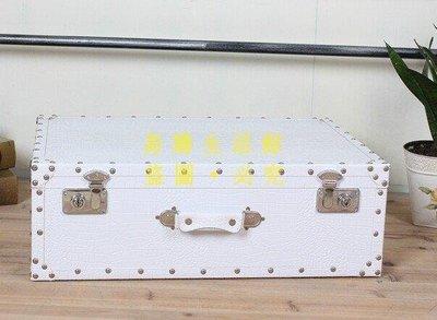 [王哥廠家直销]特價仿古手提箱婚紗攝影道具箱陳列箱短途行李箱旅行箱收納i箱子LeGou_576_576