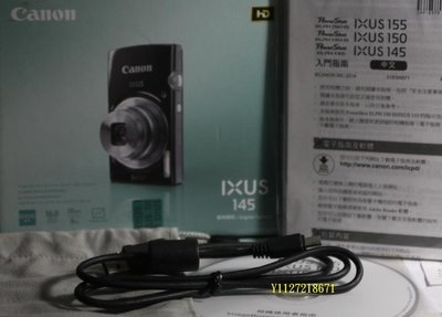 CANON USB傳輸線 IXUS 145 160 170 275HS D20 510HS SX60HS 7D S120 台中市