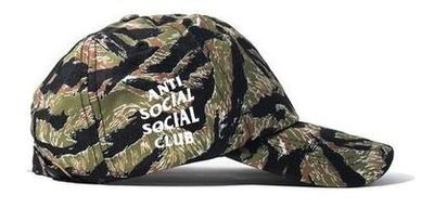 【日貨代購CITY】2017AW Anti Social Social Club CAMOUFLAG WHITE 現貨