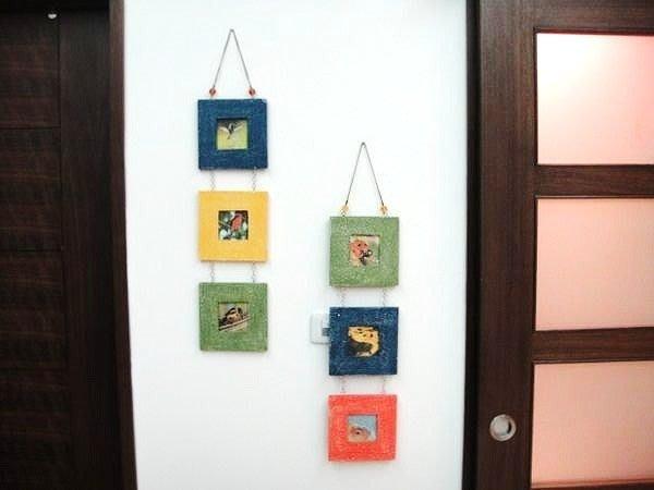 Y【永晴峇里島】巴里島彩色相框,擺飾,馬上讓你有異國風味,居家,民宿都好用-相框1