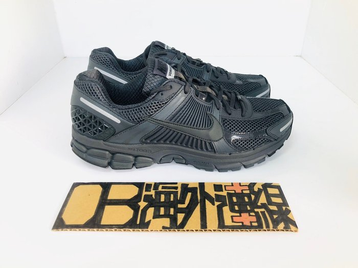 NIKE ZOOM VOMERO 5 SP BLACK 黑 全黑 老爹鞋 透氣 運動 復古 男女 BV1358-002
