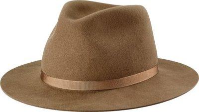 New York Hat #RS5305 FELT HOMESTEAD/Made in USA 藝人最愛配件品牌 BK