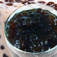 《寒天晶球系列》黑糖口味晶球 (2kg*10入/箱)--【 良鎂咖啡精品館 】