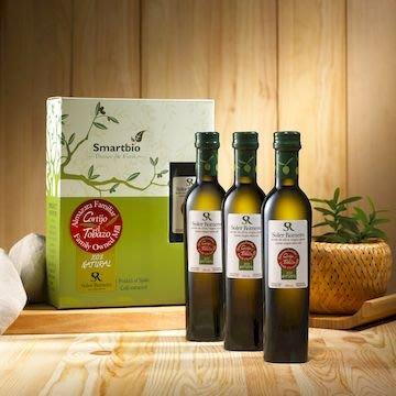 莎蘿瑪百年莊園冷壓初榨橄欖油禮盒(25...