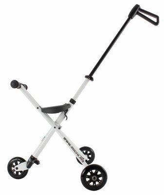 【瑞士第一MICRO】雙寶媽咪-MICRO TRIKE 溜小孩神器【可挑色-黑白兩色】