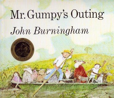 *小貝比的家*MR GRUMPY'S OUTING/平裝書/3~6歲/ 禮儀/團體組表演攻略
