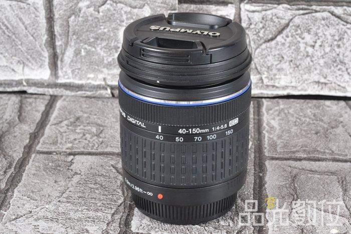 【台中品光攝影】OLYMPUS ZD 40-150mm F4-5.6 ED For 43系統 #46384A