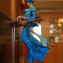 游戲公仔英雄聯盟游戲手辦 正版 大號 琴女 周邊模型玩偶公仔玩具