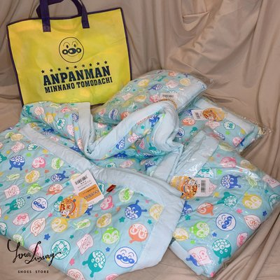 【Luxury】日本麵包超人 兒童涼被 Anpanman Minnano Tomodachi  涼被 莫代爾纖維涼被