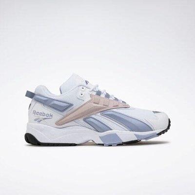REEBOK Interval 96 大LOGO 女 白色 粉紅紫色休閒鞋 老爹鞋 FV5522特價1780尺寸23-26