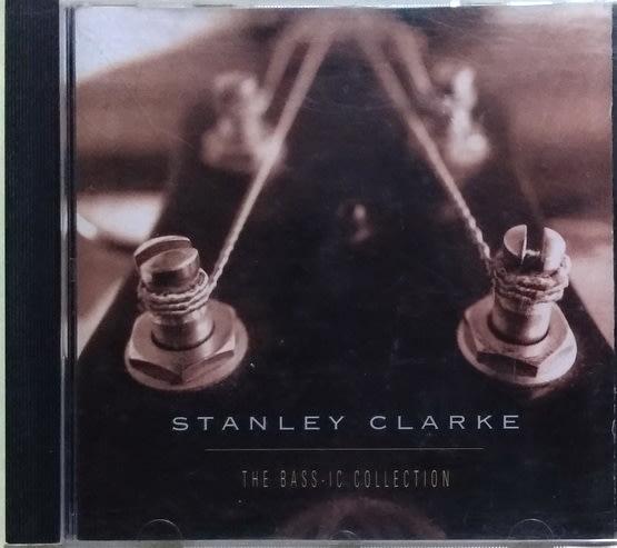 《絕版專賣》Stanley Clarke 史坦利克拉克 / The Bass-IC Collection (歐版)