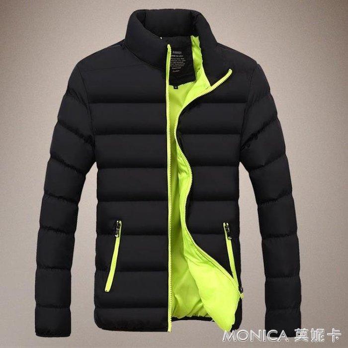 棉衣男士外套短款加厚羽絨棉服韓版潮流帥氣冬裝棉襖