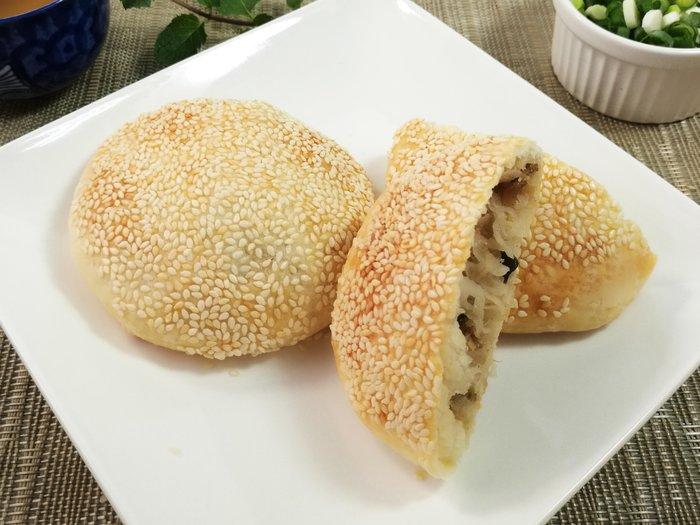 蘿蔔絲酥餅 6片/包--60年老店純手工製作【江南家傳餅舖】烤 蘿蔔絲餅