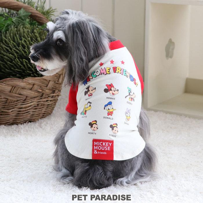 貝果貝果 日本 pet paradise 代理 DISNEY 可愛迪士尼圓領衫 [D13318]