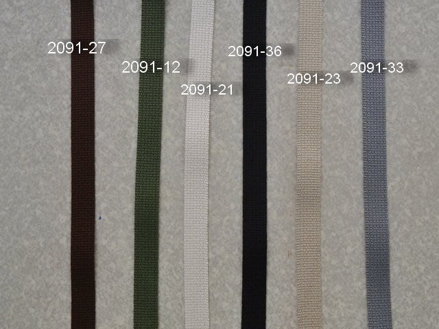 *巧巧布拼布屋*日本進口~素色織帶2cm/20mm / 購買時請告知顏色  一尺17元