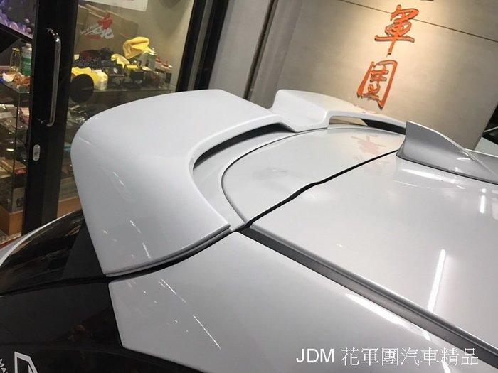 【花軍團精品】 魂動 CX-3 D牌式樣尾翼 ABS材質