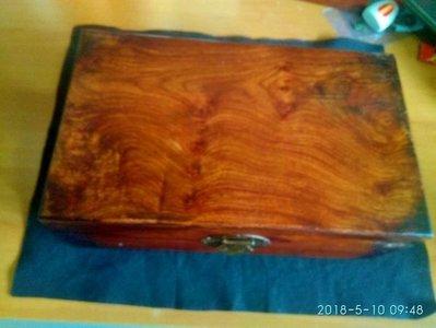 諸羅山人~~~~訪友偶得要來一海南黃花梨 木箱 詳論海南黃花梨~~  開講