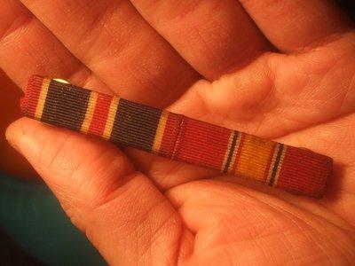 160225~很早期~西洋軍官二合一勳章獎章~適用(罕見~本項目一律免運費)紀念章~美國老勳標
