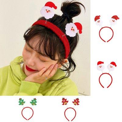 一個39元聖誕節-立體髮箍