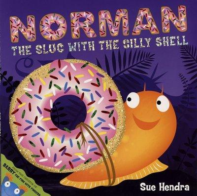 *小貝比的家*NORMAN THE SLUG WITH THE SILLY SHELL/平裝/3~6歲/幽默 Humor