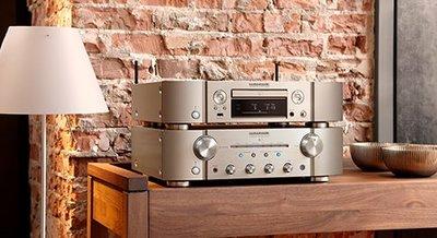[ 沐耳 ] 天龍馬蘭士精品 Marantz 網路串流 / 無線傳輸,及 CD 播放機 ND8006