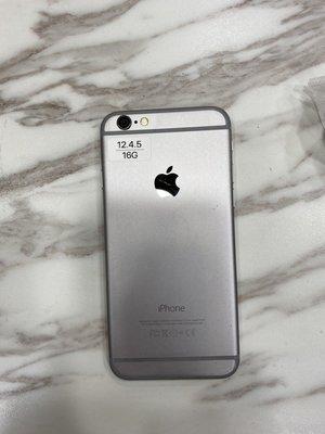 9.5成新 中古機 二手機 Apple IPhone 6 16G  I6 萊分期 可分期 歡迎詢問 台北市