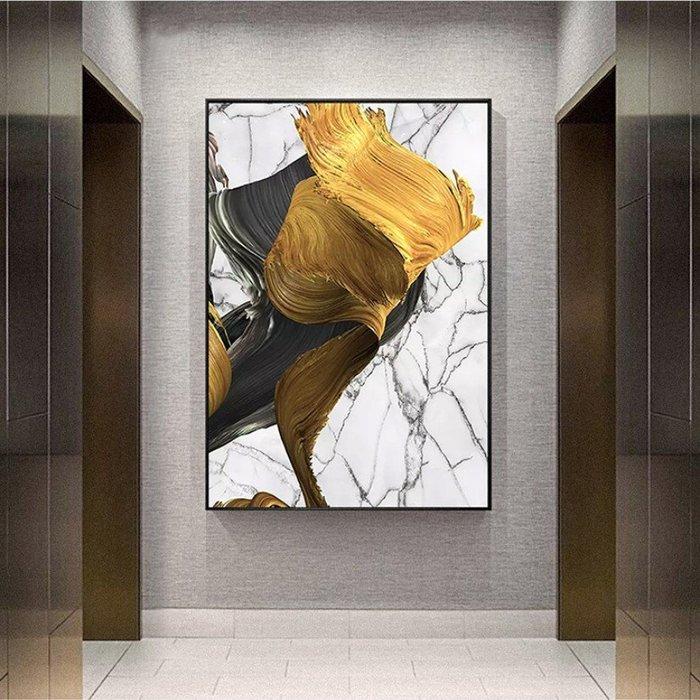 C - R - A - Z - Y - T - O - W - N 繾綣大理石抽象裝飾畫走廊玄關客廳巨幅掛畫設計師款掛畫