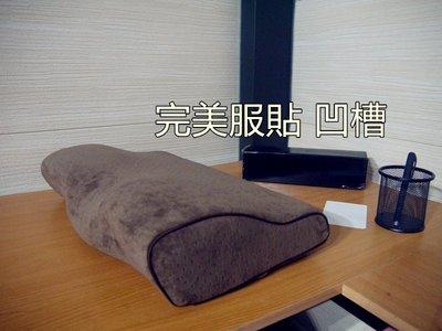3D 咖啡 服貼 枕套 真 天鵝絨 外...