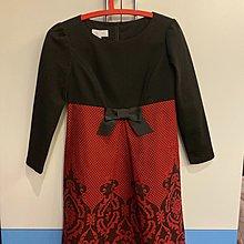 艾莉詩Iris 優雅洋裝(全新)尺寸m號 全新未拆封標籤皆在(全館免運費)