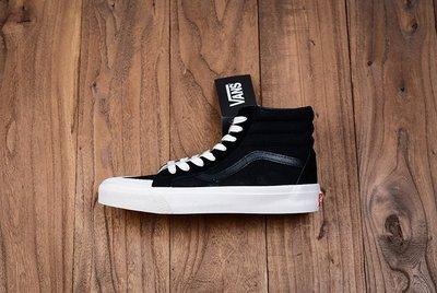 Vans 範斯 帆布鞋 OG Style 138 LX 高端支線高幫雙面版滑板鞋 真標帶半碼,硫化品質 爆款 情侶款