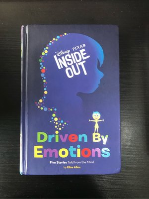 Inside Out Driven By Emotions book by Elise Allen