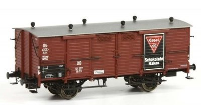 傑仲 博蘭 BRAWA 車廂 Freight Car DB Ⅲ Ebzet 48659 HO