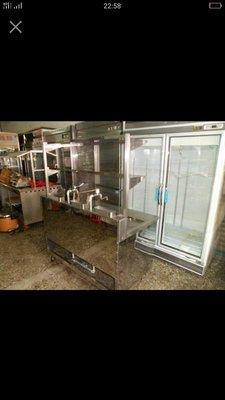 專修-外修/ 商用家用冰箱餐飲設備 製冰機冷凍櫃冷藏櫃 上掀式恆拉式冰櫃工作台冰櫃 雙門三門玻璃冷藏展示櫃 四...