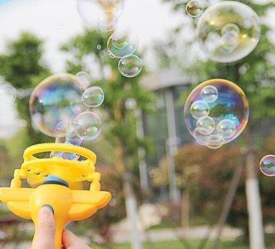 兒童泡泡機電動泡泡槍玩具全自動吹泡泡神...
